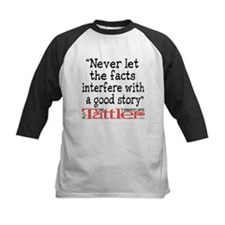 Never Let the Facts... (Roz) Tee