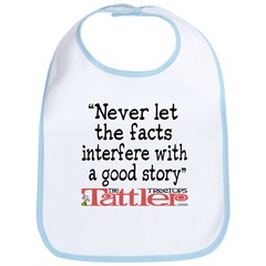 Never Let the Facts... (Roz) Bib