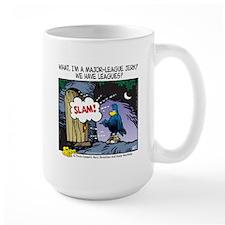 Major League Jerk Large Mug