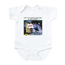 Major League Jerk Infant Bodysuit
