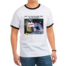 Major League Jerk Ringer T
