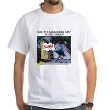 Major League Jerk White T-Shirt