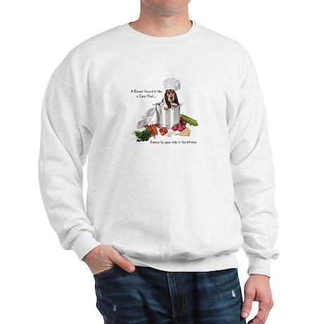 Basset Chef Sweatshirt