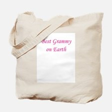 Best Grammy on Earth Tote Bag
