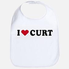 I LOVE CURT ~  Bib