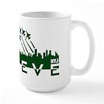 BELIEVE! GO JETS Large Mug