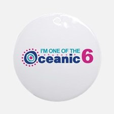 I'm One of the Oceanic 6 Ornament (Round)
