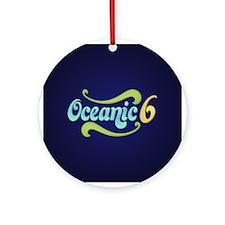Oceanic 6 Ornament (Round)