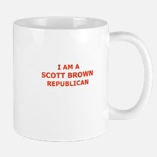 Funny Scott brown Mug