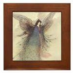 Warwick Goble's Moon Maiden Framed Tile