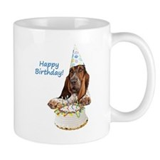 Basset Birthday Mug