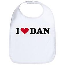 I LOVE DAN ~  Bib