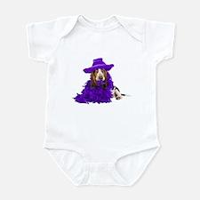 Basset Dress Up Infant Bodysuit