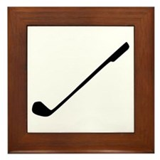 Golf Framed Tile