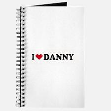 I LOVE DANNY ~ Journal