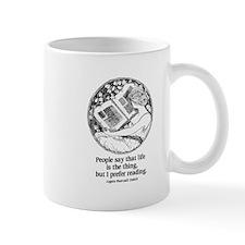 Prefer Reading Mug