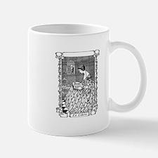 Reading Woman (Renaissance) Mug
