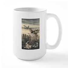Arthur Rackham's Marjorie and Mug