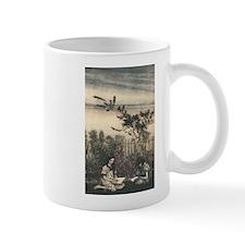 Arthur Rackham's Marjorie and Small Mug