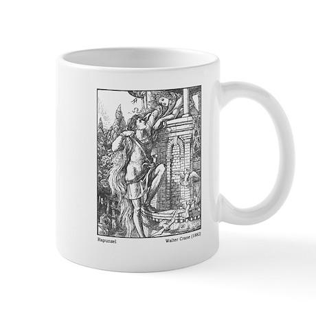 Crane's Rapunzel Mug