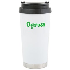 Ogress Travel Mug