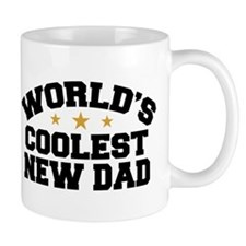 World's Coolest New Dad Mug