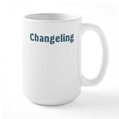 Changeling Large Mug