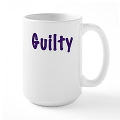 Guilty Mug