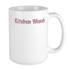 Kitchen Wench Mug