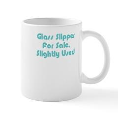 Glass Slipper For Sale Mug