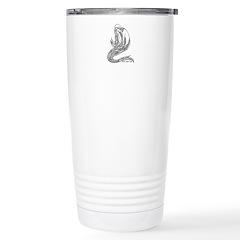 Abbott's Mermaid Stainless Steel Travel Mug