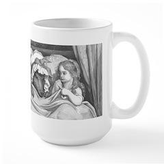 Dore's Red Riding Hood Mug