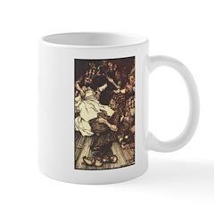 Rackham's Snowdrop Mug