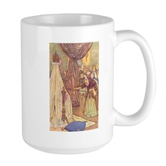 Dulac's Sleeping Beauty Mug