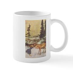 dulac_snowqueen3_journal Mugs