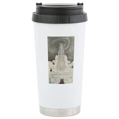 Dulac's Snow Queen Stainless Steel Travel Mug