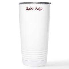 Baba Yaga Travel Mug