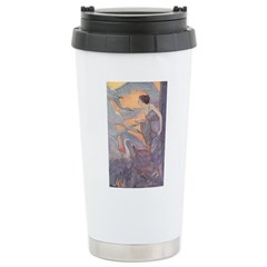 Abbott's Six Swans Travel Mug