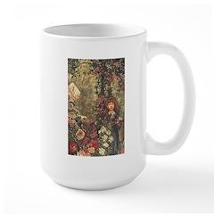WH Robinson's Wild Swans Mug