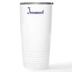 Innocent Stainless Steel Travel Mug