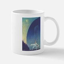 Unique Sur la lune Mug
