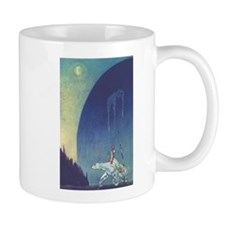 Sur la lune fairy tales Mug