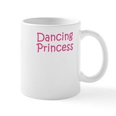 Dancing Princess Mug