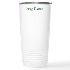Frog Kisser Stainless Steel Travel Mug