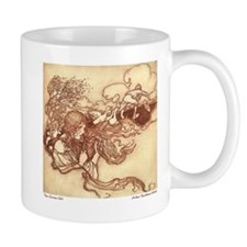 Rackham's Goose Girl Mug
