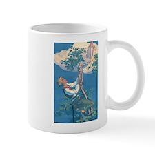 Funny Sur la lune fairy tales Mug
