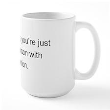 Without Data Ceramic Mugs