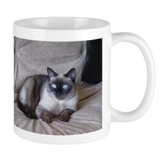 Cute Siamese cats Mug