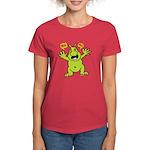 Hug Me, I'm Green! Women's Dark T-Shirt
