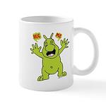 Hug Me, I'm Green! Mug